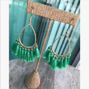 Jewelry - Tennyson tassel earrings